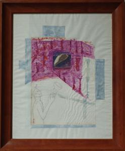 Mimmo PALADINO - Pintura - Senza titolo