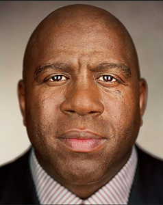 Martin SCHOELLER - Photo - Magic Johnson