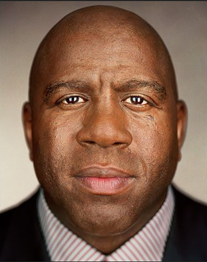 Martin SCHOELLER - Fotografia - Magic Johnson
