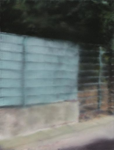 Gerhard RICHTER - Photography - Fence (P13)