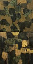 Reza DERAKSHANI - Peinture - Day and night