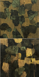 Reza DERAKSHANI - Pintura - Day and night