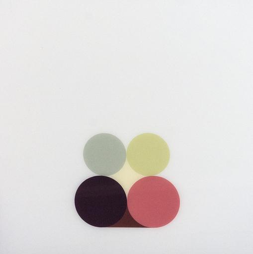 David CANTINE - Painting - Still Life Green No 1