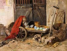 Lambert VON BABO - Painting