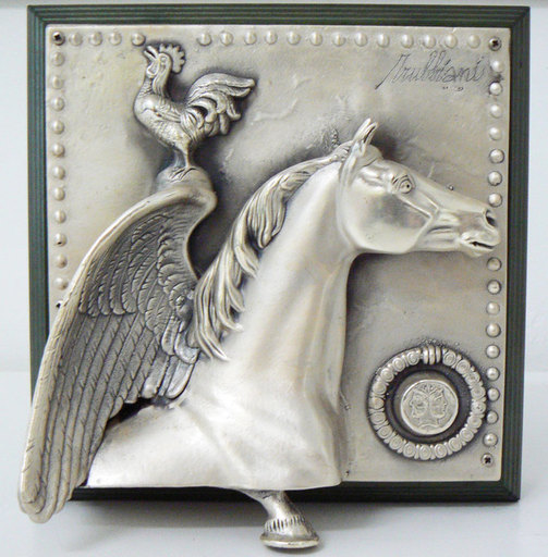 Valeriano TRUBBIANI - Sculpture-Volume