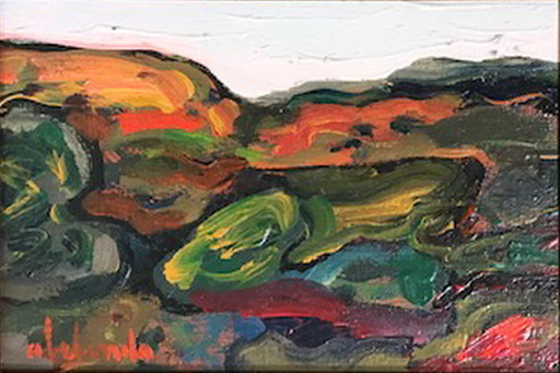 Alfonso ABELENDA ESCUDERO - Pintura - PAISAJE