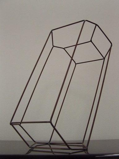 奥拉维尔·埃利亚松 - 雕塑 - Drahtstein