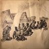 Charles Henri PILLE - Zeichnung Aquarell - Berezina 1812