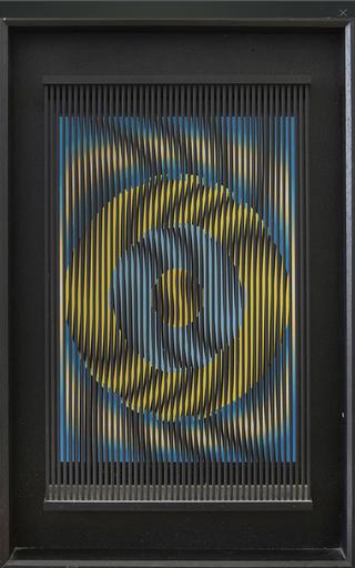 Alberto BIASI - 雕塑 - Moving target