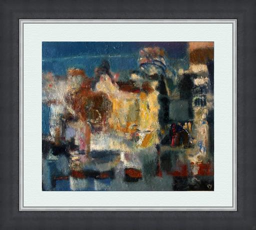 Levan URUSHADZE - Gemälde - Composition # 92