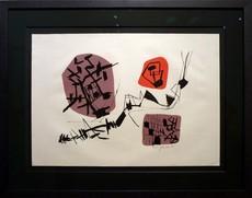 Fritz WINTER - Print-Multiple - O.T.(Nr.8)