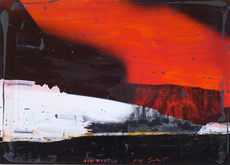 Tony SOULIÉ - Pintura - New Mexico 2008