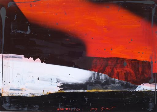 Tony SOULIÉ - Painting - New Mexico .