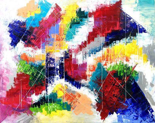 Hélène DEKONINCK - Painting - Untitled 9-01-9