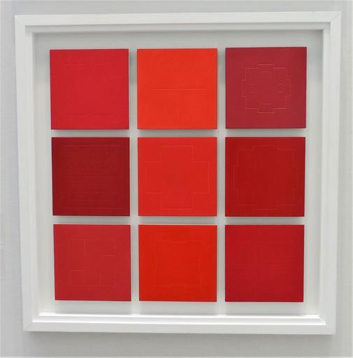 Laszlo OTTO - Painting - Multi-monochrome (201 802 18)