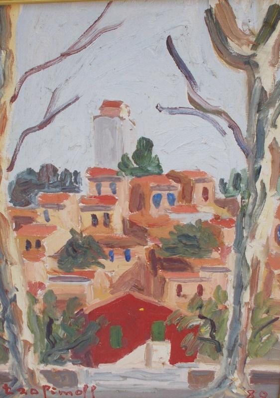 Pierre TROFIMOFF - Pittura - Le revest