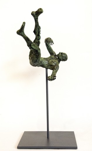 Sylvain LOUIS SEIZE - Skulptur Volumen - Equilibrium No 3