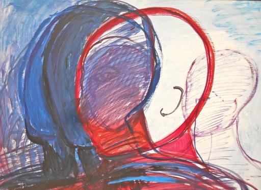 Rosemonde KRBEC - Painting - Profils