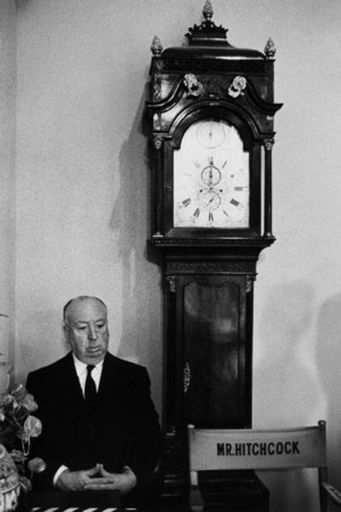 Bob WILLOUGHBY - Grabado - Hitchcock-clock