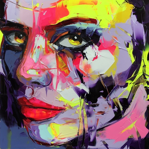 Françoise NIELLY - Painting - Mexico