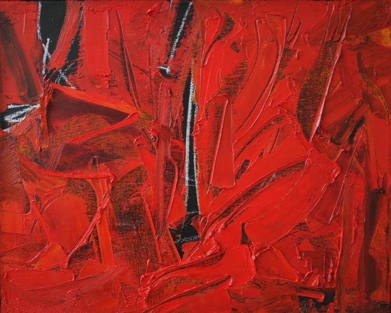Piero RUGGERI - Painting - Grinfun