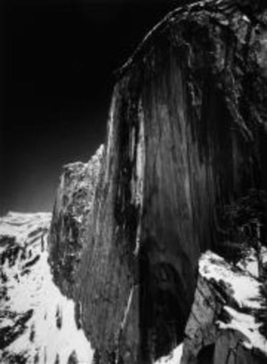 Ansel Easton ADAMS - Photography - Monolith, The Face of Half Dome, Yosemite Valley, California