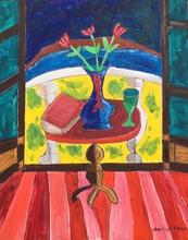 Christian DURIAUD - Pintura - Sea view