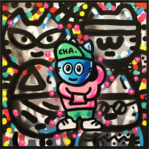 CHANOIR - Painting - Chas Pandillas
