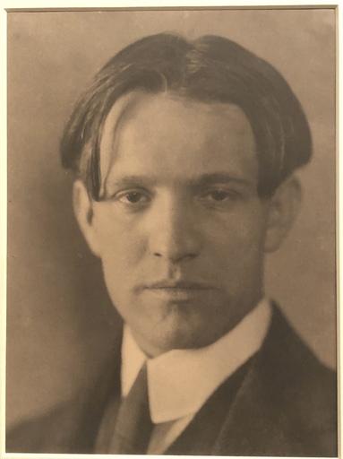 Marjorie Watson SCHWARTZ - Fotografia - Portrait of a man