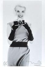 Bert STERN - Photography - Marilyn with Nikon