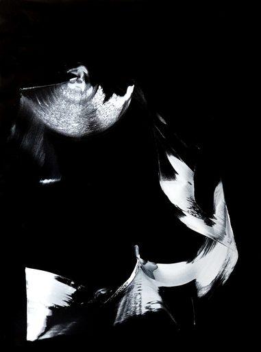 Newel HUNTER - Peinture - « Released »