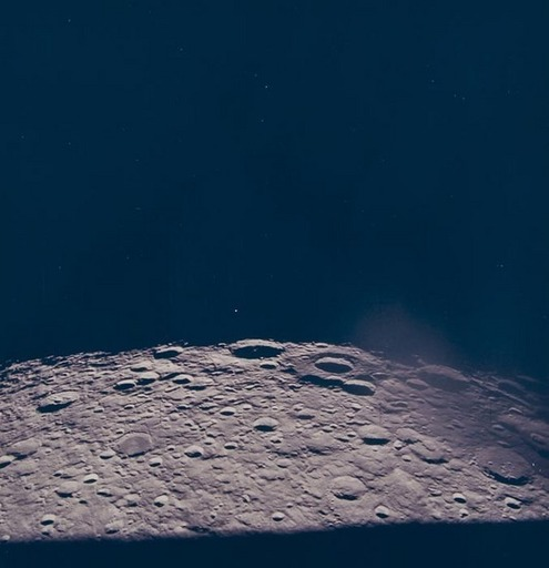 N.A.S.A. - Photography - The far side of the Moon, Apollo 13