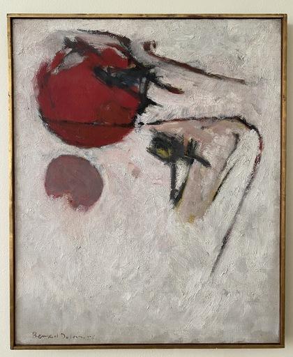Bernard DUFOUR - Peinture - Le Soleil