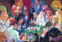 LeRoy NEIMAN - Print-Multiple - International Poker