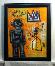 Jean-Michel BASQUIAT (1960-1988) - Catalyst