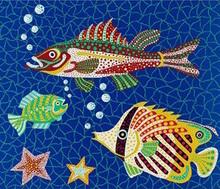 Yayoi KUSAMA - Print-Multiple - Sea