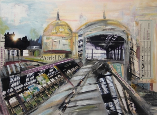 Sylvie SCHAMBILL - Peinture - GDL 3