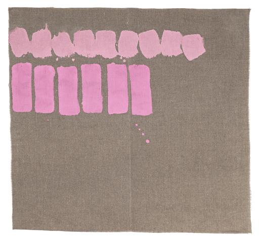 Giorgio GRIFFA - Pittura - Due Colori