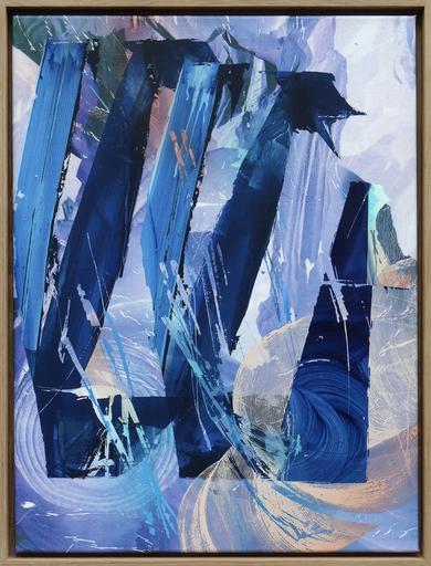 SATONE - 绘画 - Acryllage 0721