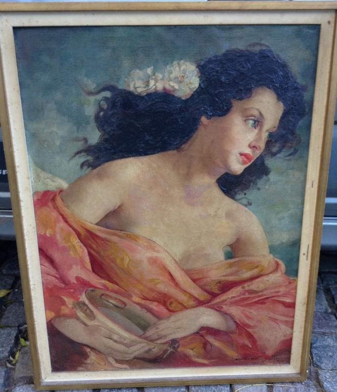 Mária SZANTHO - Painting