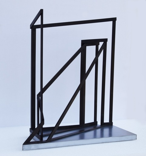 Giuseppe UNCINI - Sculpture-Volume - L'ombra di una porta