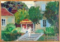 Max HERVÉ - Pintura