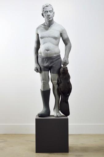 Nicholas CROMBACH - Sculpture-Volume - Ambivalence 1 of 3
