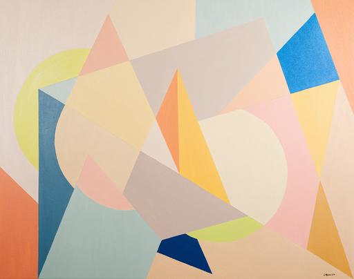 Lorena ULPIANI - Painting - Dolomiti