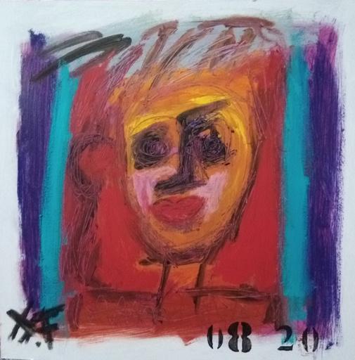 Harry BARTLETT FENNEY - Pittura - doreen