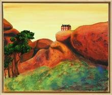 Gisela CLEV (1952) - granit rose