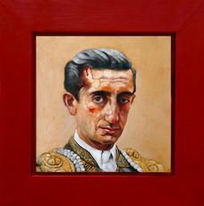 Pablo SCHUGURENSKY - Painting - Manolete