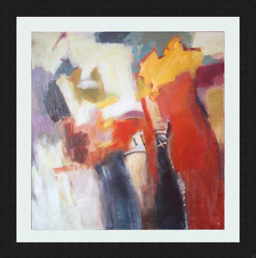 Levan URUSHADZE - Pintura - Composition # 42