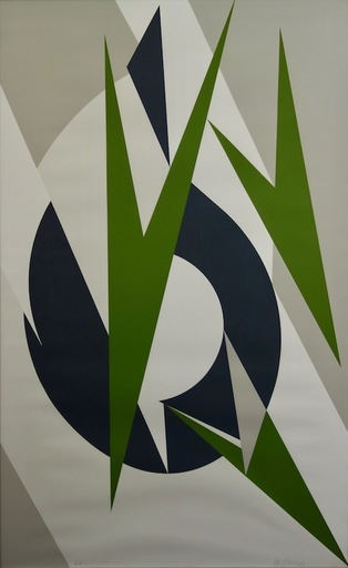 Lee KRASNER - Print-Multiple - Embrace