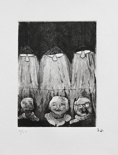 Jacotte SIBRE - Print-Multiple - Au bonheur des dames 2